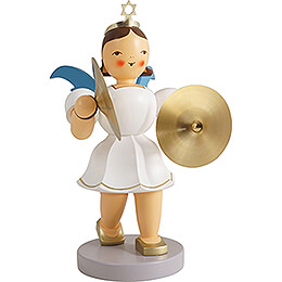 Angel Short Skirt with Cymbal - Colored - 20 cm / 7.9 inch
