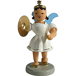 Angel Short Skirt with Cymbals, Colored - 6,6 cm / 2.6 inch