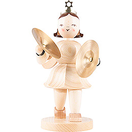 Angel Short Skirt with mit Cymbal - Natural - 20 cm / 7.9 inch