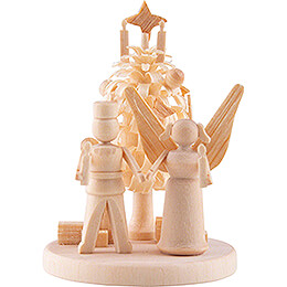 Angel and Miner - 5 cm / 2 inch
