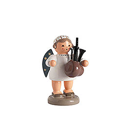 Angel with Bagpipe - 5 cm / 2 inch