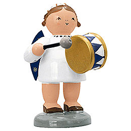 Angel with Drum - 5 cm / 2 inch