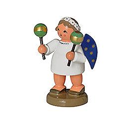 Angel with Maracas - 5 cm / 0,8 inch
