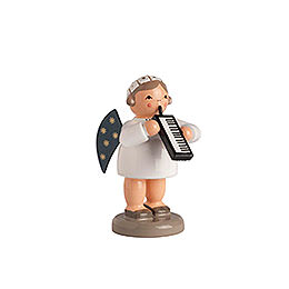 Angel with Melodica - 5 cm / 2 inch