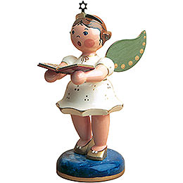 Angel with Songbook - 16 cm / 6 inch