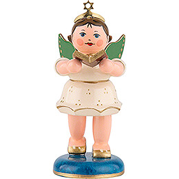 Angel with Songbook - 6,5 cm / 2,5 inch