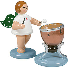 Angel with Timbal - 6,5 cm / 2.5 inch