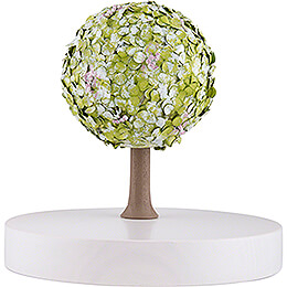 Apple Tree Platform - without Figurines - Spring - 13 cm / 5.1 inch