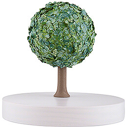 Apple Tree Platform - without Figurines - Summer - 13 cm / 5.1 inch