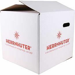 Aufbewahrungskarton für Herrnhuter Stern bis 40 cm - 44x44x39 cm