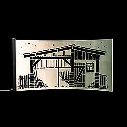 Backdrop DOMA - KAVEX-Nativity - 27,5 cm / 10.8 inch