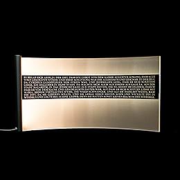 Backdrop FABULA - KAVEX-Nativity - 27,5 cm / 10.8 inch