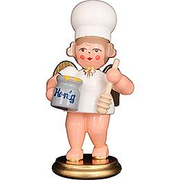 Bäckerengel mit Honigtöpfchen - 7,5 cm