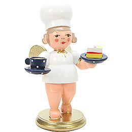 Bäckerengel mit Tasse - 7,5 cm