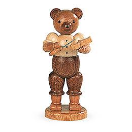 Bär Schnitzer - 10 cm