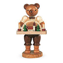 Bär Spielzeugmacher - 10 cm