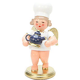Baker Angel with Coffee Pot - 7,5 cm / 3 inch