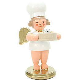 Baker Angel with Flour Sifter - 7,5 cm / 3 inch