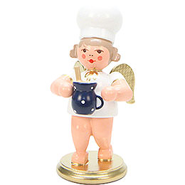 Baker Angel with Milk Pot - 7,5 cm / 3 inch