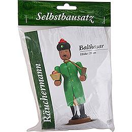 Bastelset Räuchermännchen Balthasar - 20 cm