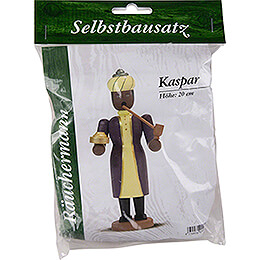 Bastelset Räuchermännchen Kaspar - 20 cm