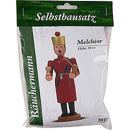 Bastelset Räuchermännchen Melchior - 20 cm
