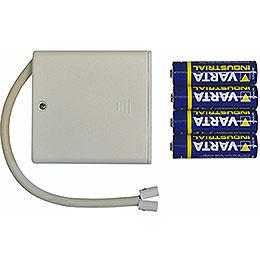 Batteriehalter zur Beleuchtung von 1 Stern Typ 029-00-A1E, 029-00-A1B oder 3 Sternen Typ 029-00-A08