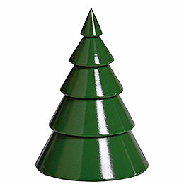 Baum grün - 8 cm