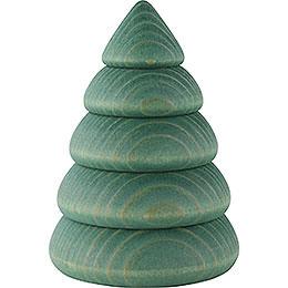 Baum, klein grün - Höhe 9,5 cm