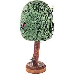 Baum mit 2 Vögeln - 13 cm