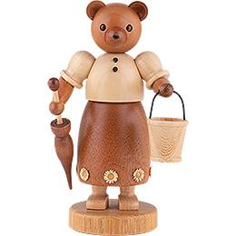 Bear (female) - 17 cm / 7 inch