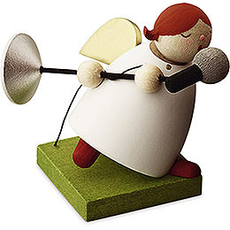 Big Band Guardian Angel with Microphone - 3,5 cm / 1.3 inch