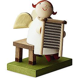 Big Band Guardian Angel with Washboard - 3,5 cm / 1.3 inch