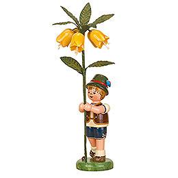 Blumenkind Junge Kaiserkrone - 17 cm
