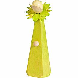Blumenmädchen, hellgrün - 11 cm