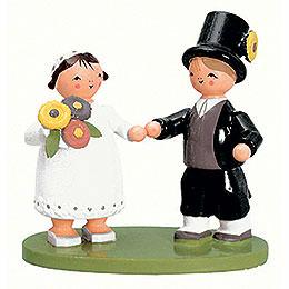 Brautpaar - 7 cm