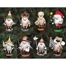 Bundle - Tree Ornaments Dwarfs