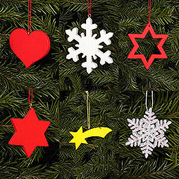 Bundle - Tree Ornaments Plain Ornaments