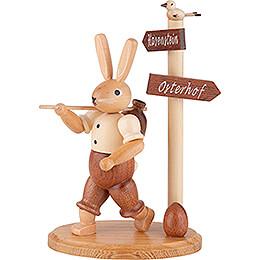 Bunny Wanderer - 13 cm / 5 inch