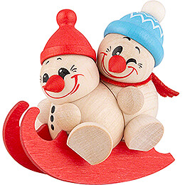 COOL MAN Double Sled - 5 cm / 2 inch