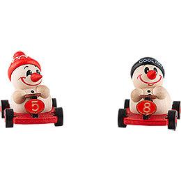 COOL MAN Go-Kart - 2 pcs. - 6 cm / 2.4 inch