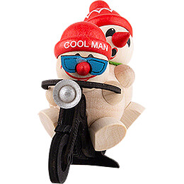 COOL MAN Pillion Passenger - 6 cm / 2.4 inch