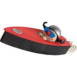 COOL MAN Speedboat - 4 cm / 1.6 inch