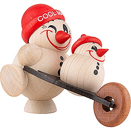 COOL MAN Wheelbarrow - 4 cm / 1.6 inch