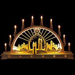 Candle Arch - Angels - 78x45 cm / 30x17 inch