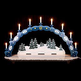 Candle Arch - Big Size - 95x28x59 cm / 37x11x23 inch