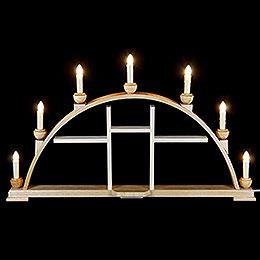 Candle Arch - Blank - 63x37 cm / 25x15 inch
