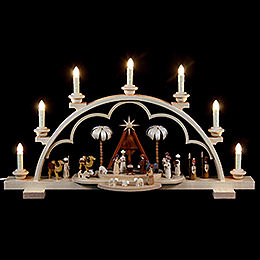 Candle Arch - Christmas Story - 64 cm / 25 inch