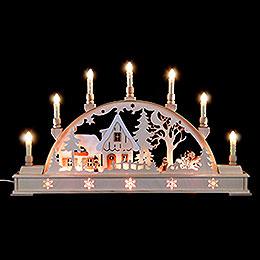Candle Arch -Lantern Children - 63,5x29x7,5 cm / 25x11.5x3 inch
