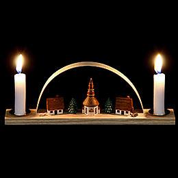 Candle Arch - Miniatur - 7,5 cm High / 3 inch